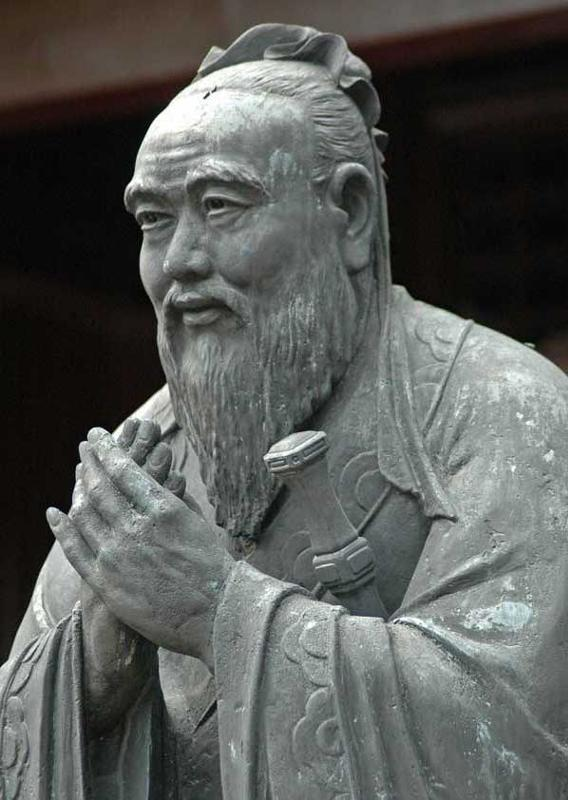 Конфуций и знание