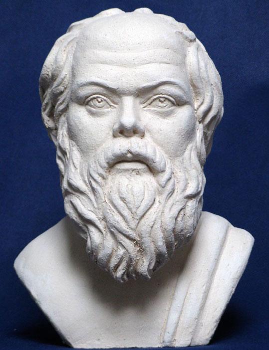 О семье. Сократ